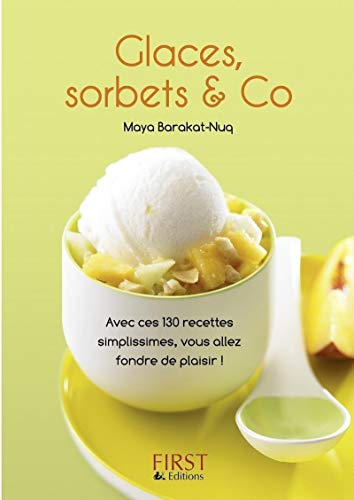 9782754010894: Glaces, sorbets & Co