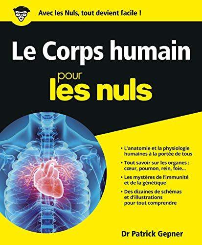 Le corps humain (French Edition): Patrick Gepner