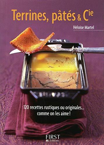 9782754011860: Terrines, pâtés & Cie (French Edition)