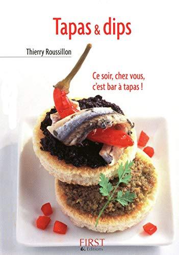 9782754011945: Tapas & dips (Le petit livre)