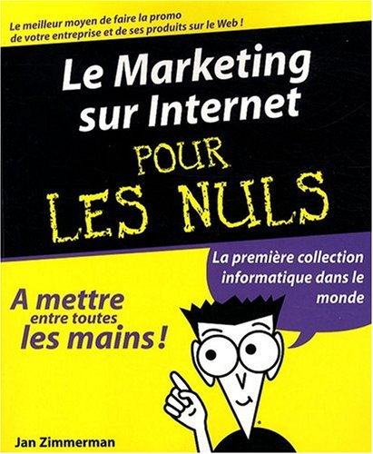 9782754012249: Le Marketing sur Internet pour les Nuls