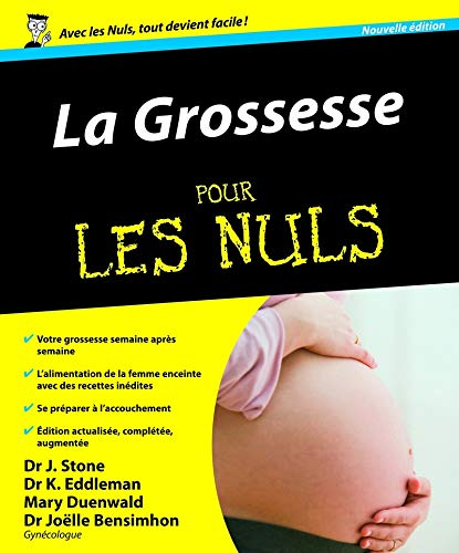 9782754014298: La Grossesse pour les Nuls