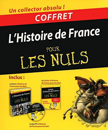 9782754014717: Coffret Histoire de France Pour les nuls