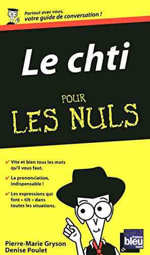 9782754014755: Le chti pour les nuls (French Edition)