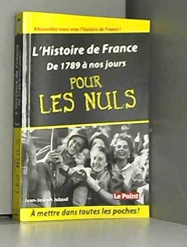 9782754014960: L'histoire de France pour les nuls