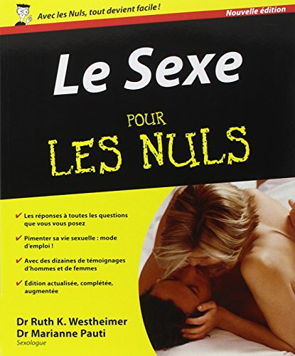 Le Sexe (French Edition) (2754014977) by Ruth Westheimer