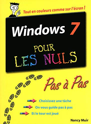 9782754015493: Windows 7 pour les nuls (French Edition)