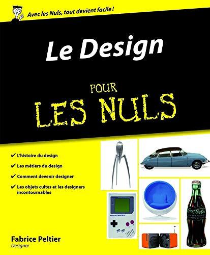 Le design pour les nuls: Fabrice Peltier