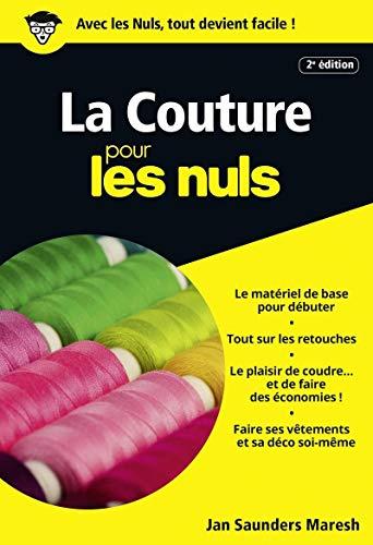 9782754016001: La Couture pour les Nuls