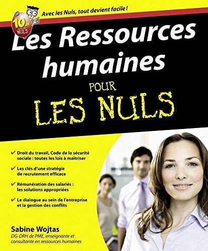 9782754016278: Les Ressources humaines pour les Nuls