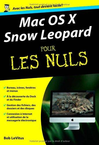 9782754016704: Mac OS X Snow Leopard (French Edition)