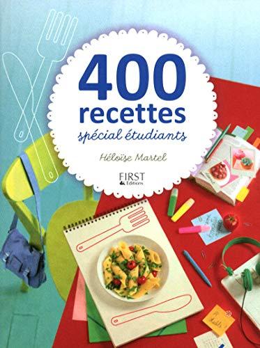 9782754017473: 400 recettes spécial étudiants (French Edition)