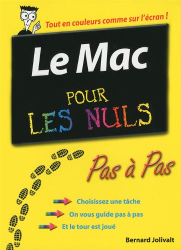 9782754017824: Le Mac pas à pas pour les Nuls (French Edition)