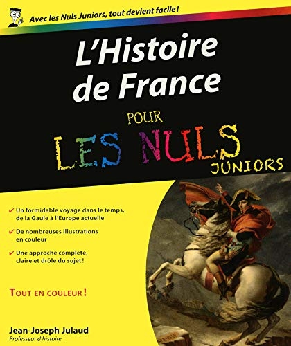 9782754019781: L'histoire De France Pour Les Nuls (French Edition)