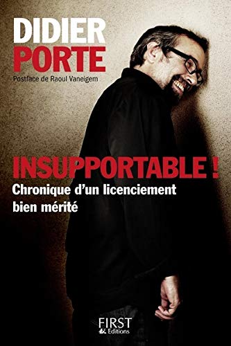 9782754022552: Insupportable ! (French Edition)