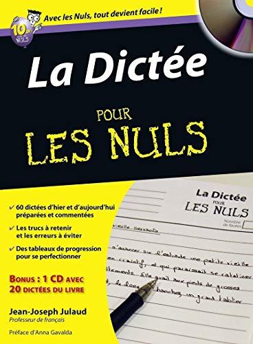 La dictée pour les Nuls: Julaud, Jean-Joseph