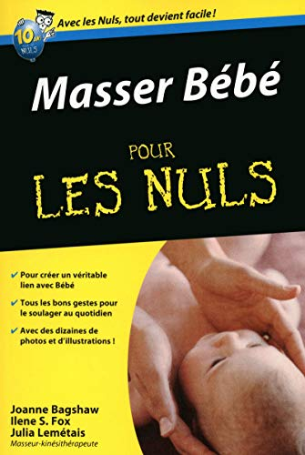 9782754025706: Masser Bebe pour les Nuls (French Edition)