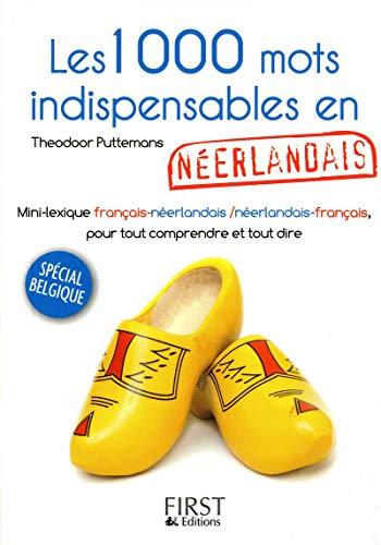 9782754026116: Petit livre de - 1000 mots indispensables en néerlandais