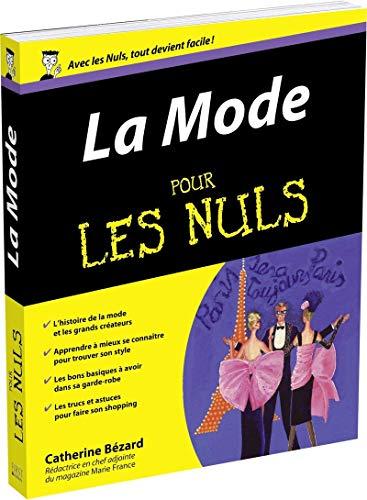 9782754030045: La Mode pour les Nuls