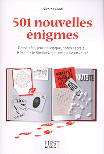 9782754030380: 501 nouvelles énigmes (French Edition)