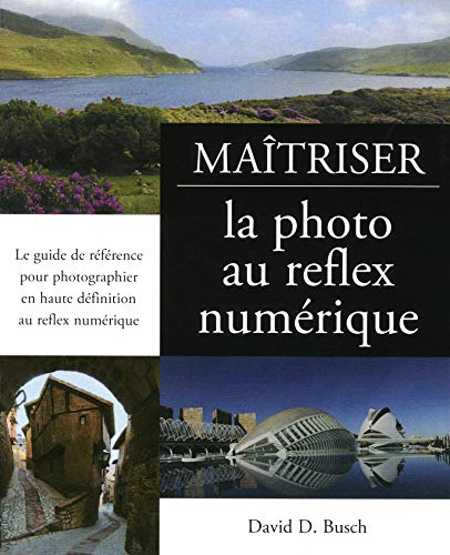 Maitriser la photo au reflex numérique (French Edition) (275403062X) by [???]