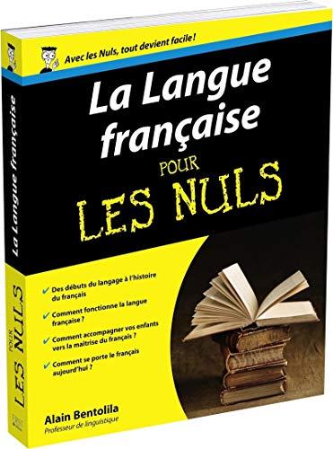 9782754031271: La langue française pour les nuls
