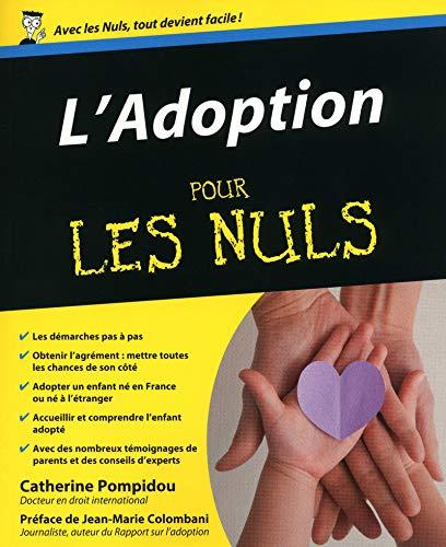 9782754031943: Adoption Pour les nuls (L')