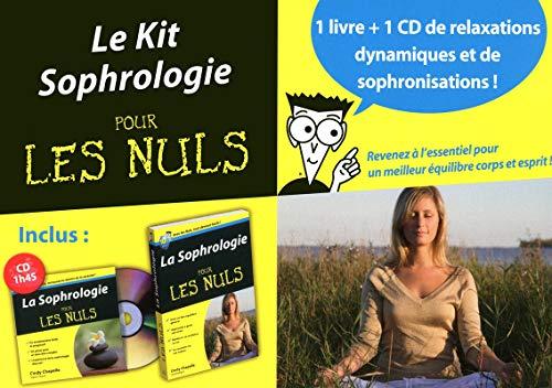 kit sophrologie pour les nuls: Cindy Chapelle, SaT