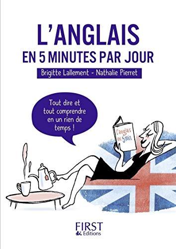 9782754036078: Les Petits Livres: Le Petit Livre De L'anglais En 5 Minutes Par Jour (French Edition)