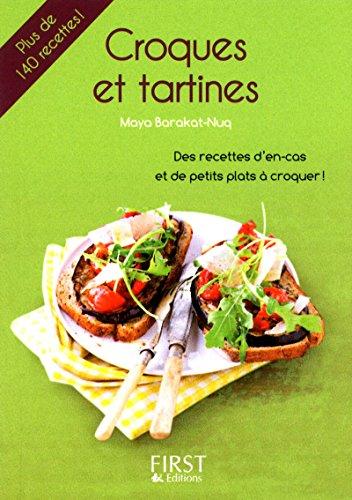 9782754036146: Petit livre de - Croques et tartines
