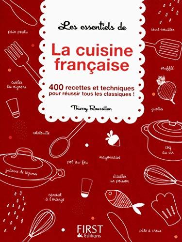 9782754036153: Les essentiels de - La cuisine française