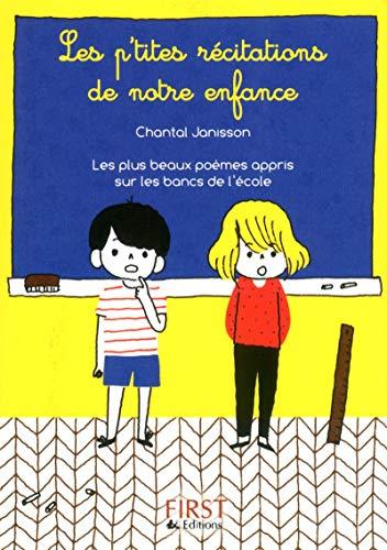 Les p'tites récitations de notre enfance: Janisson, Chantal