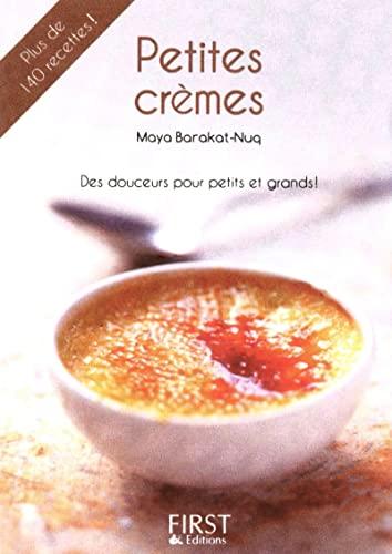 9782754037860: Petites crèmes