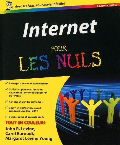 9782754038492: Internet Pour les Nuls