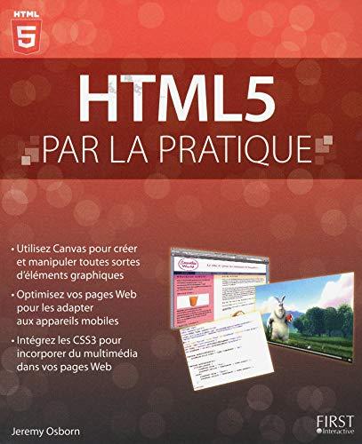 9782754038669: HTML5 par la pratique