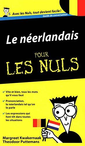 9782754038805: le neerlandais - guide de conversation pour les nuls 2e edition