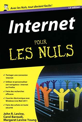 9782754040303: Internet 13e Poche Pour les nuls