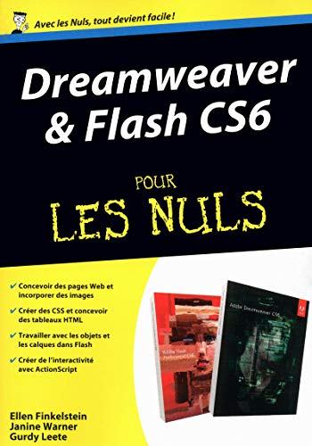 Dreamweaver & Flash CS6 pour les Nuls: Warner, Janine