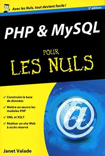 9782754042932: PHP & MySQL pour les nuls