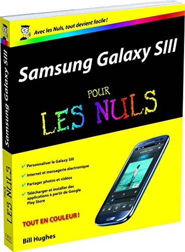 9782754044158: Samsung Galaxy SIII pour les Nuls
