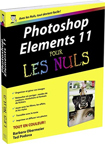 9782754044257: Photoshop Elements 11 pour les Nuls
