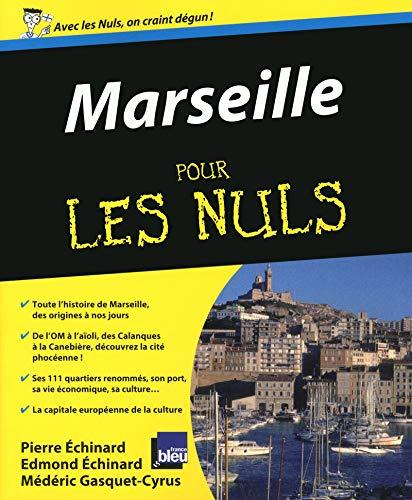 9782754046893: Marseille pour les Nuls