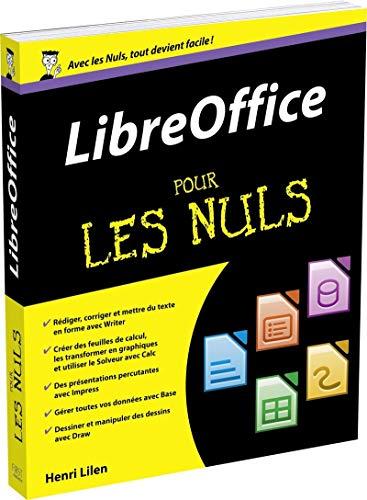 Libreoffice pour les nuls: Henri Lilien