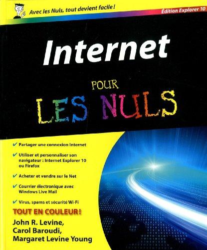 9782754049283: Internet, ed Explorer 10 Pour les Nuls