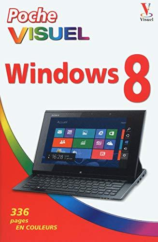 9782754051057: Poche Visuel Windows 8