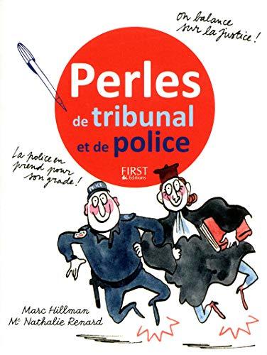 9782754052047: Perles de tribunal et de police