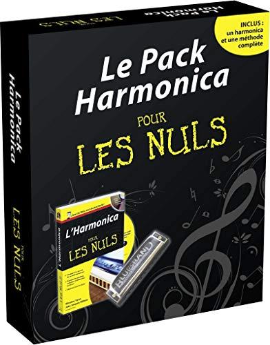 9782754052597: Pack Harmonica pour les Nuls 2e édition