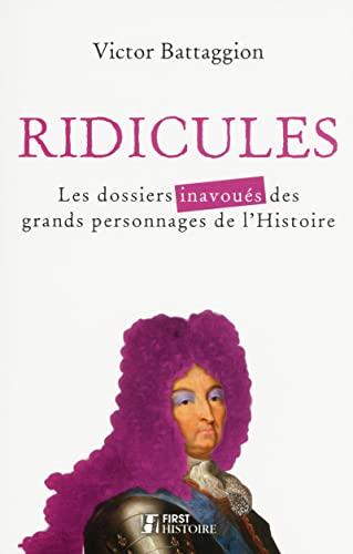 9782754053174: Ridicules