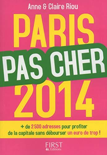 9782754053457: Paris pas cher (édition 2014)