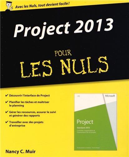 Project 2013 pour les nuls: Nancy Muir